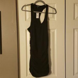Black small mini Express dress brand new